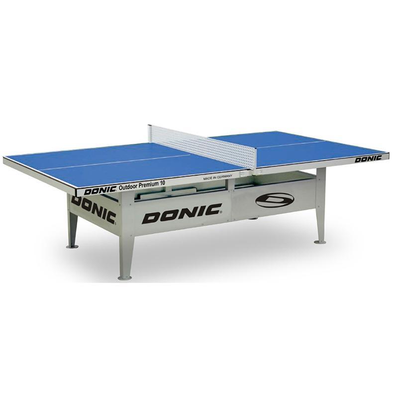 Теннисный стол всепогодный Donic Outdoor Premium 10 синий 230236-B