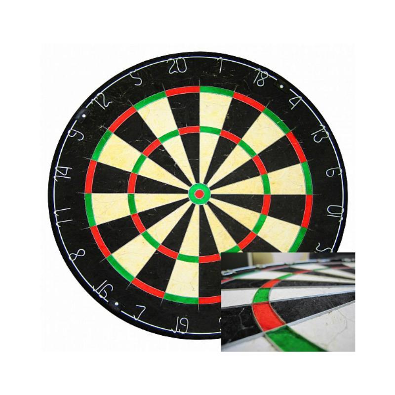 Мишень для игры в дартс LARSEN DG51001 сизаль 45 см