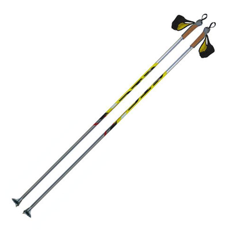 Палки лыжные углеволокно LARSEN STC AVANTI 140-175 см