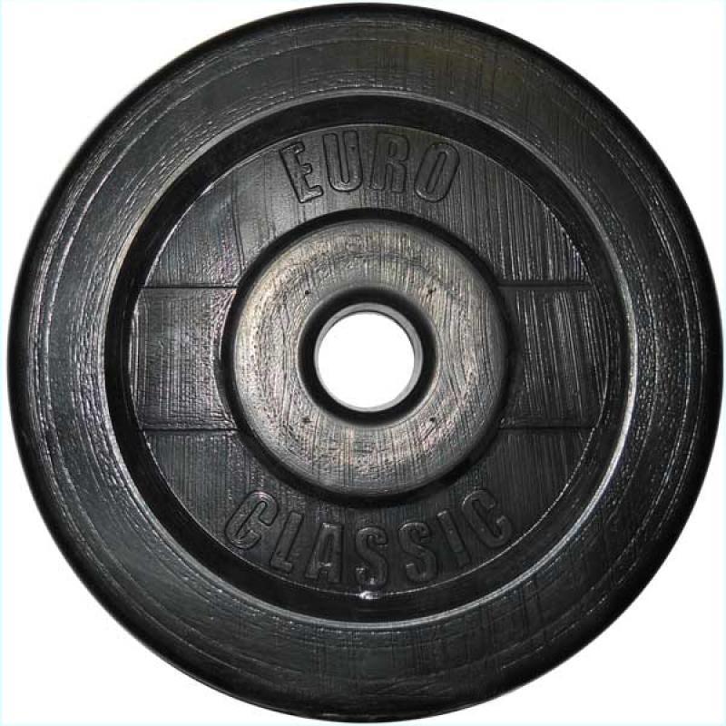 Диск пластиковый 1,25 кг