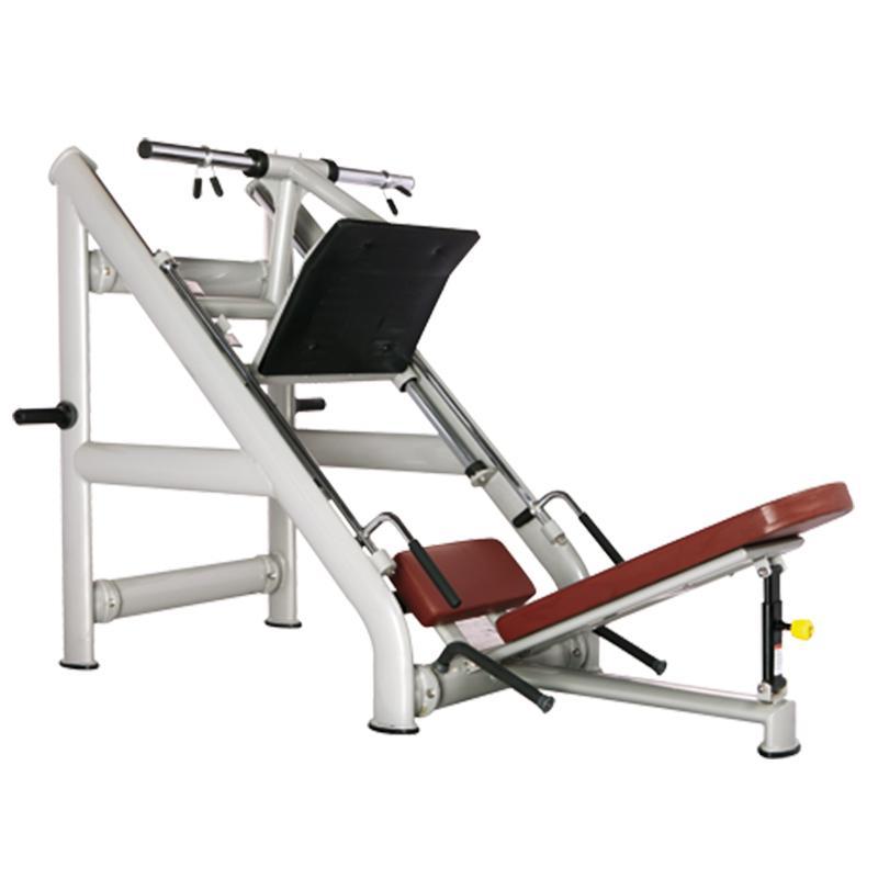 BRONZE GYM H-022 Жим ногами под углом 45 градусов