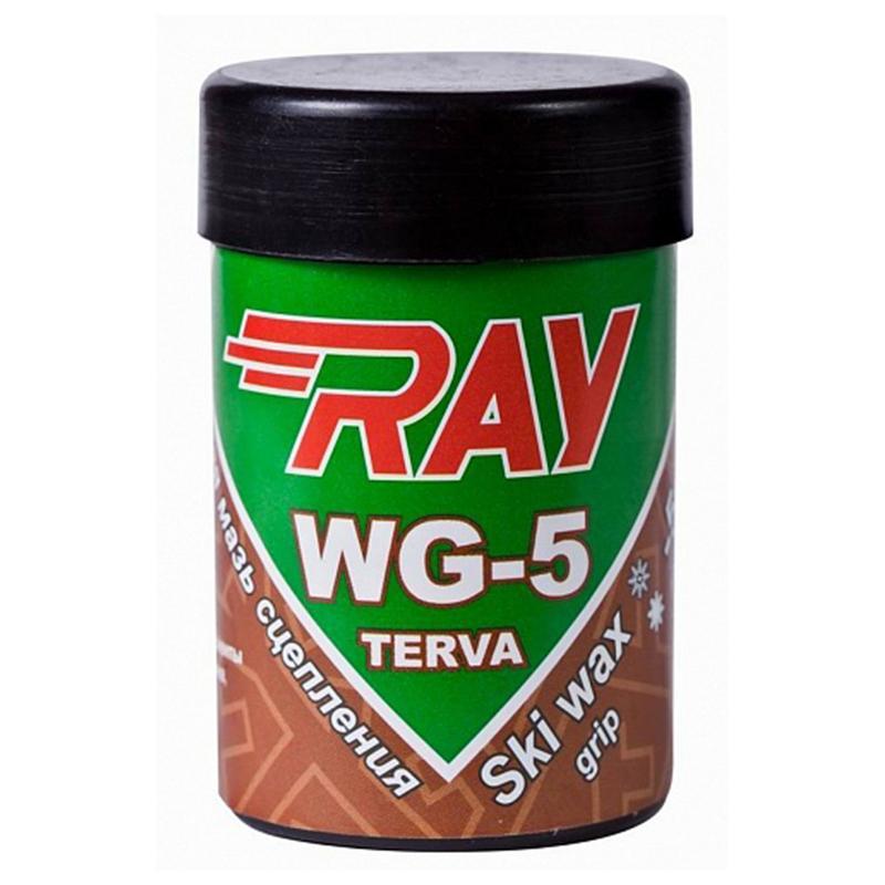 Мазь лыжная RAY простая WG-5 (-5-12)