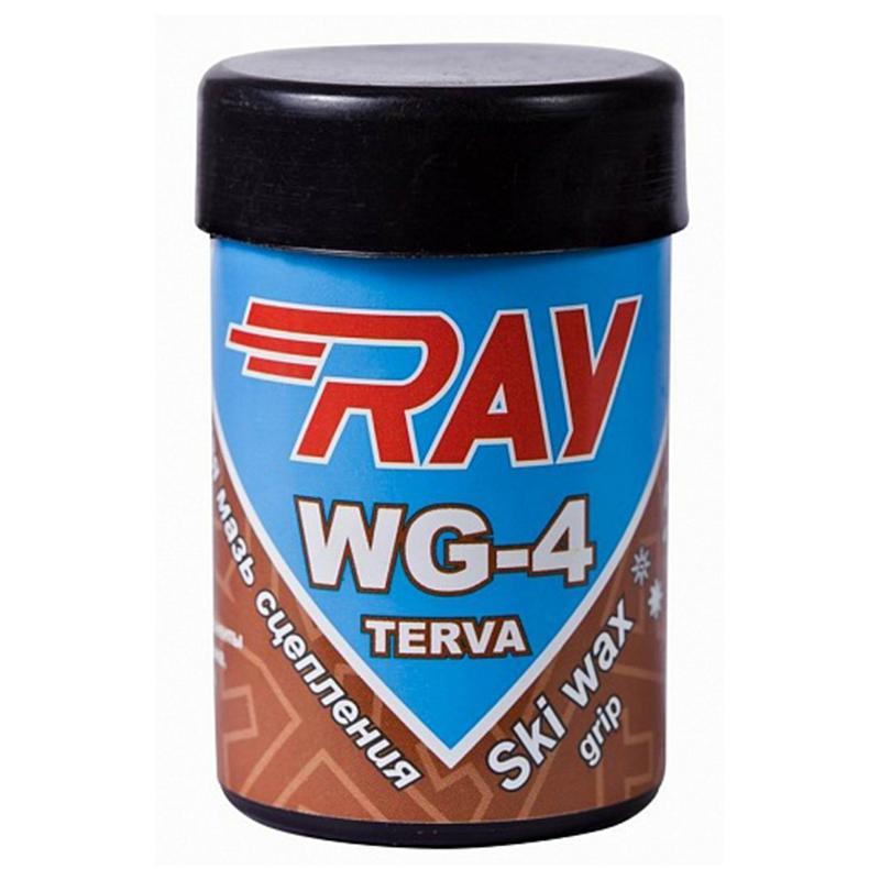 Мазь лыжная RAY простая WG-4 (-2-8)