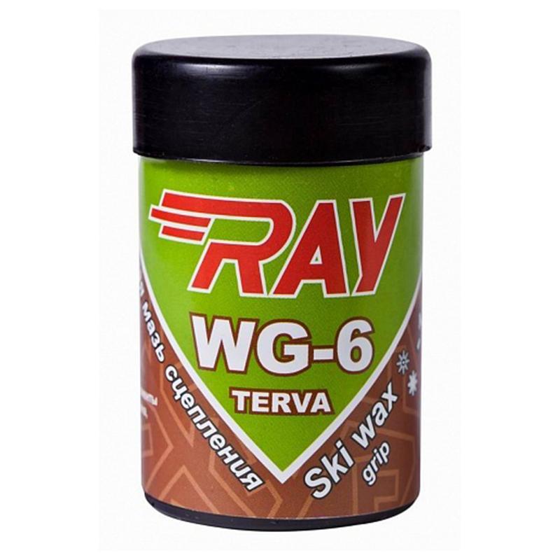 Мазь лыжная RAY простая WG-6 (-10 -25)