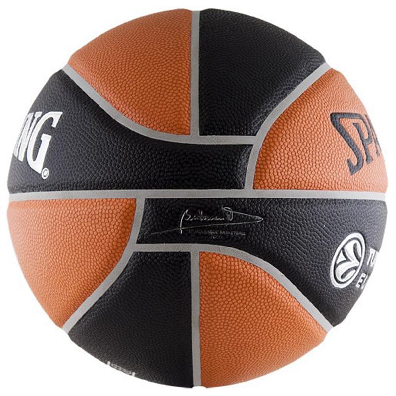 45727018 Мяч баскетбольный Spalding TF-1000 Legacy Euroleague Offical Ball