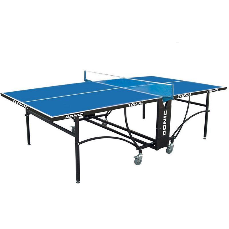 Теннисный стол всепогодный DONIC Tornado - AL- OUTDOOR (синий) TOR-AL