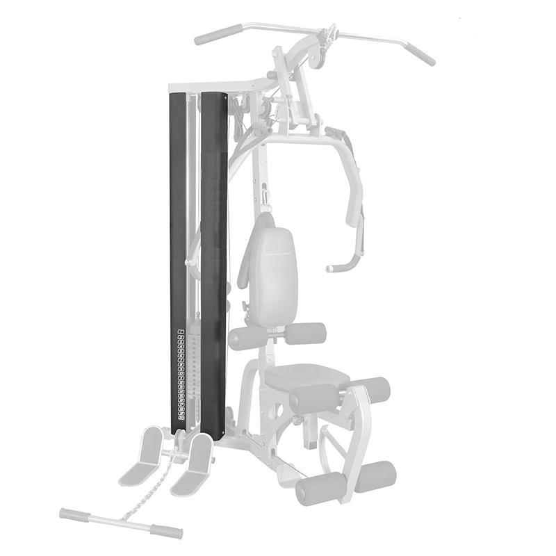 Зачехление стека для силового комплекса Body Craft GL 868 CV