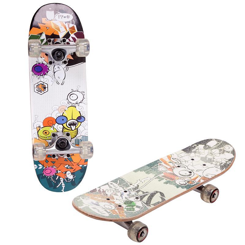 Скейтборд АС LG-DBL Jr31