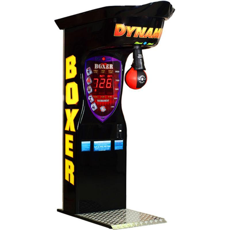 Игровой автомат Boxer Dynamic