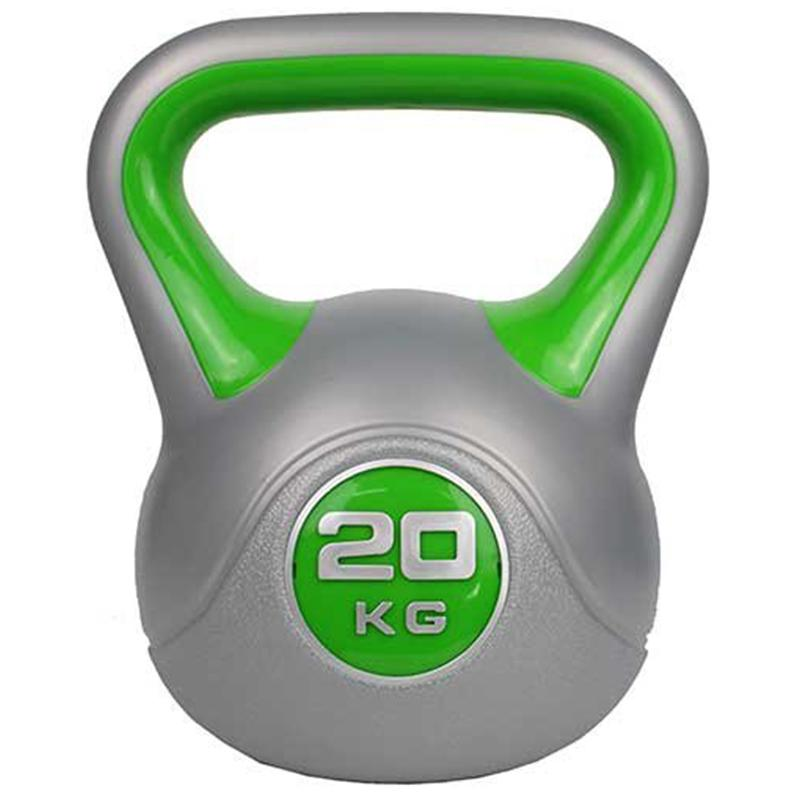 Гиря пластиковая ZS-20 20 кг