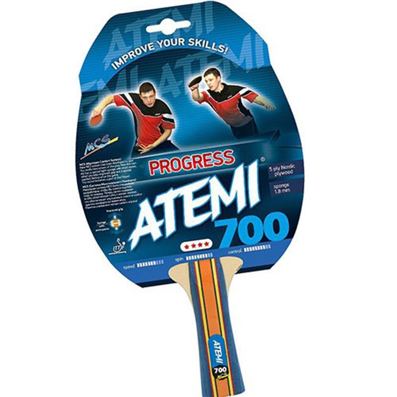 Ракетка для настольного тенниса ATEMI 700