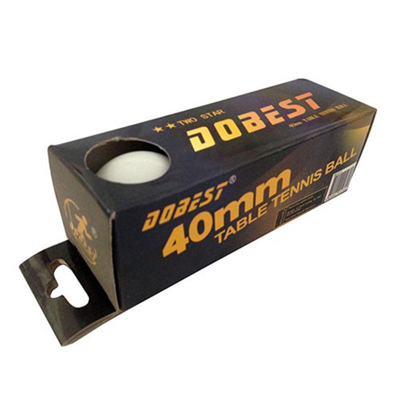 Мяч для настольного тенниса DOBEST BA-01 ** (3 шт.)