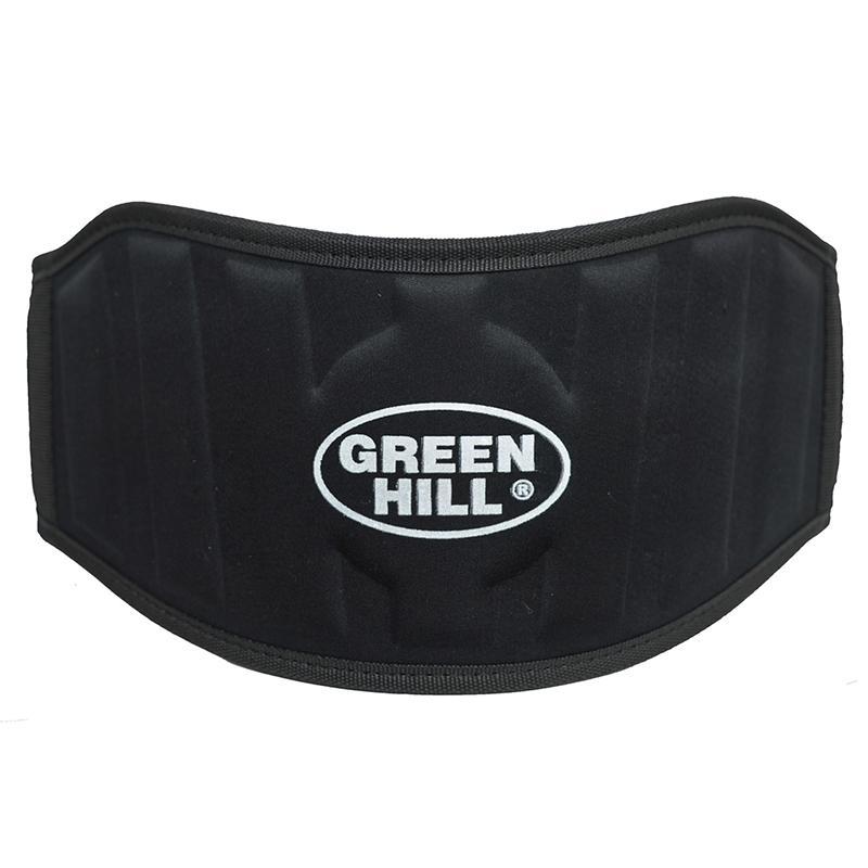 Пояс для тяжелой атлетики GREEN HILL WLB-6732A