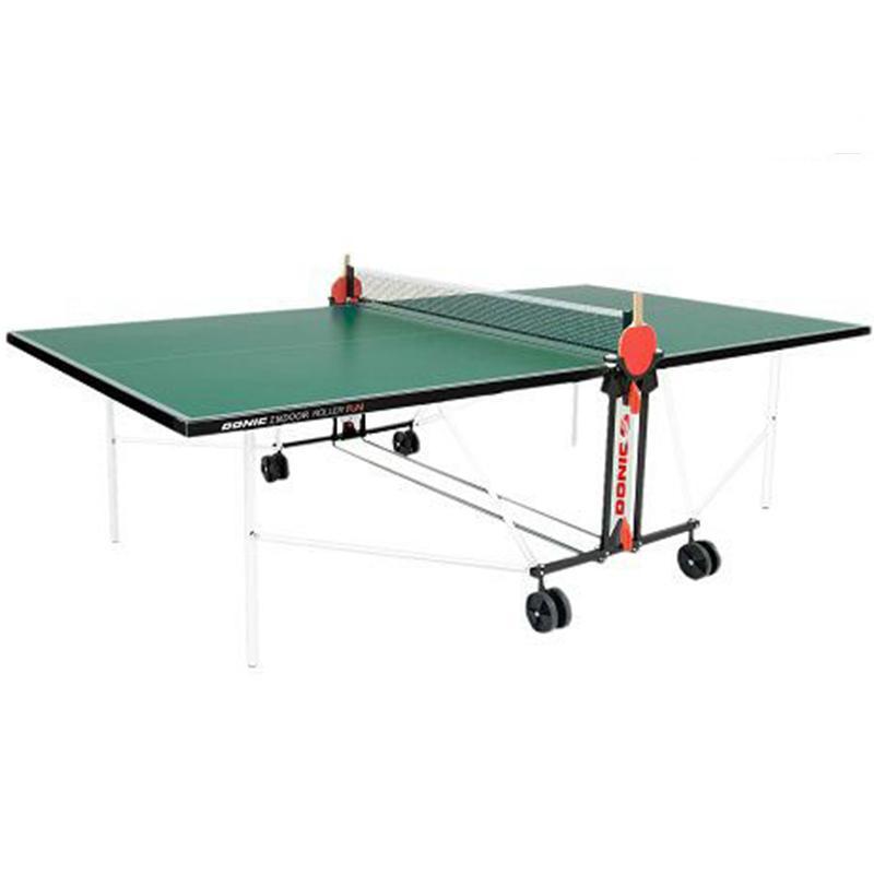 Теннисный стол DONIC Outdoor Roller FUN зеленый 230234-G