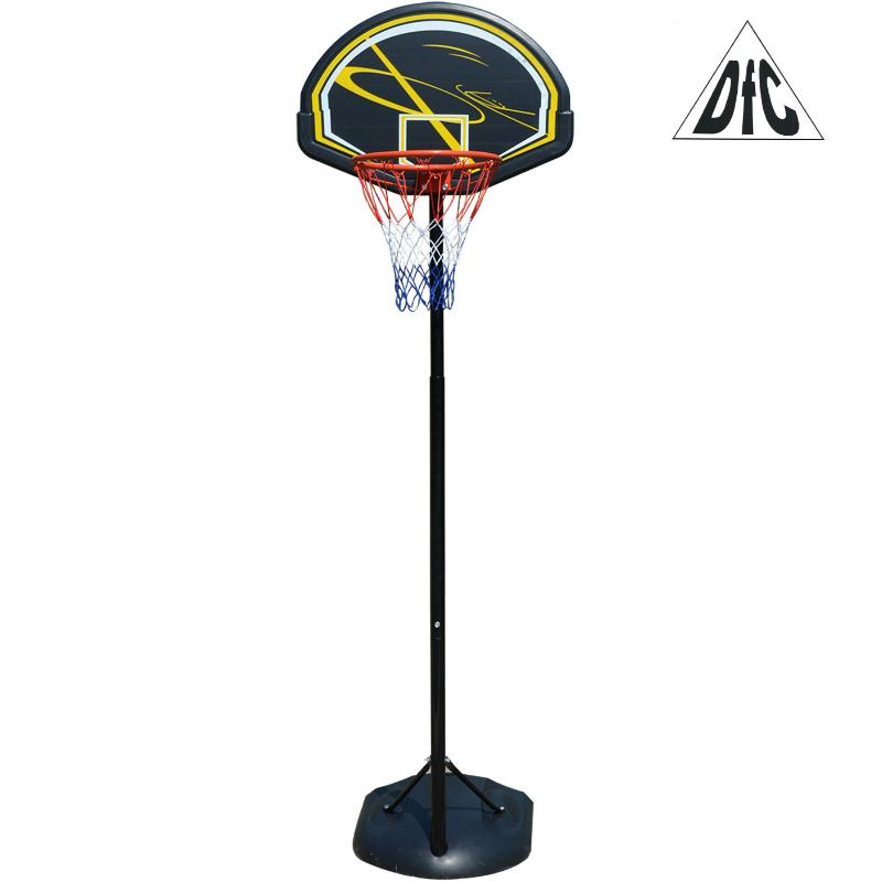 Мобильная баскетбольная стойка DFC KIDS3, высота от 165 до 220 см
