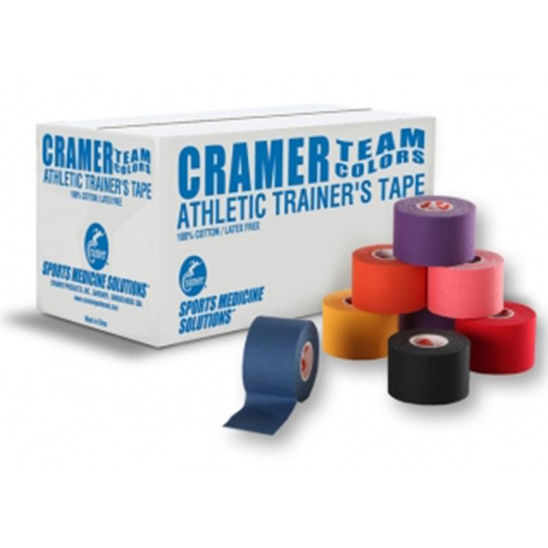 Тейп спортивный Cramer Team Colors Tape 3,8 см x 9,1 м