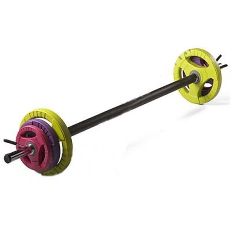 Штанга для фитнеса и аэробики 19 кг