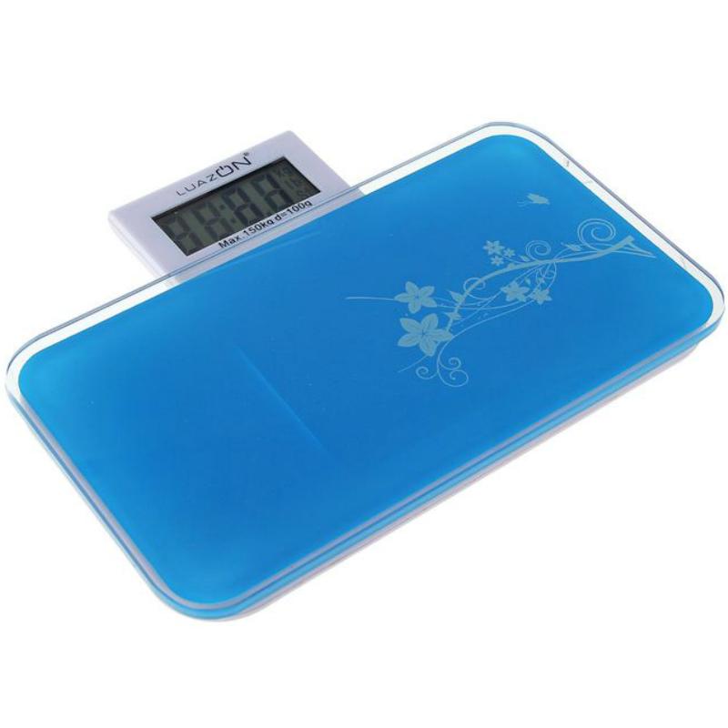 Весы электронные напольные детские LuazON LVP-1803 до 150 кг