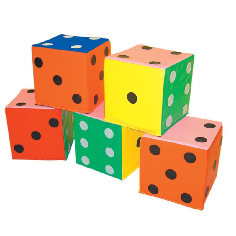 Кубик дидактический АК (30х30х30 см)