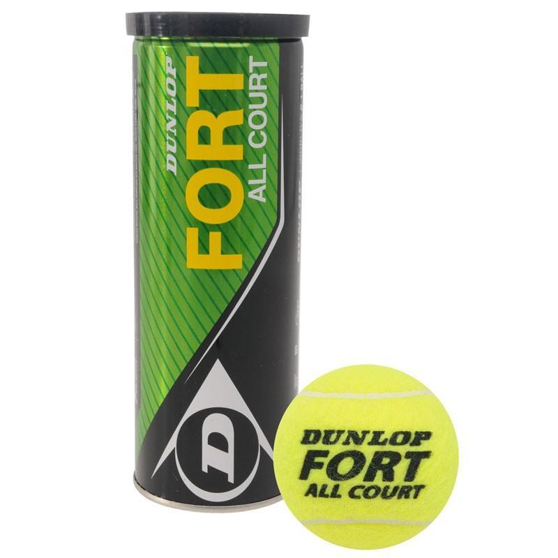 Мяч для большого тенниса Dunlop Fort All Court 3B 601234