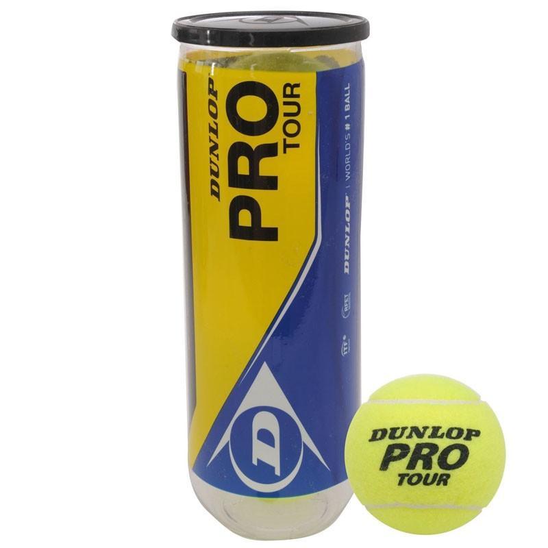 Мячи для большого тенниса Dunlop Pro Tour 3B 602200
