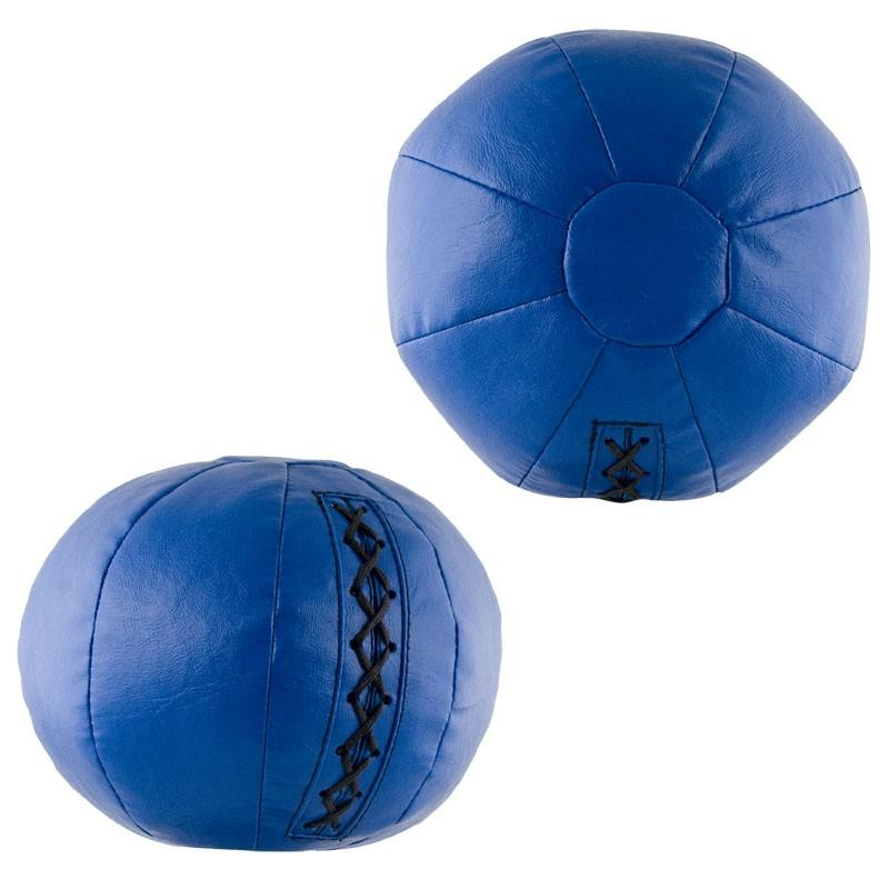 Медбол FS№0004 кожзам 4 кг диаметр 22 см