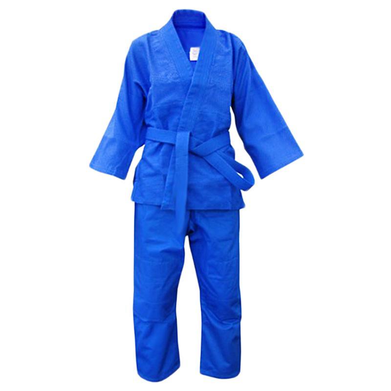 Кимоно дзюдо синее