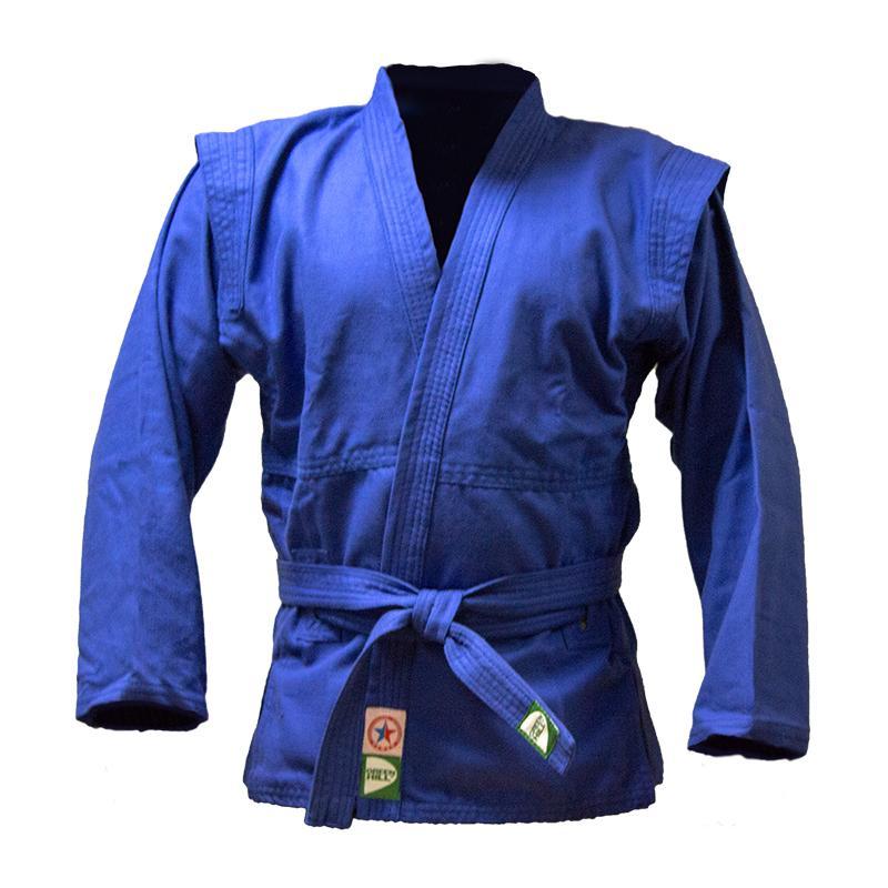 Куртка для самбо GREEN HILL JS-302