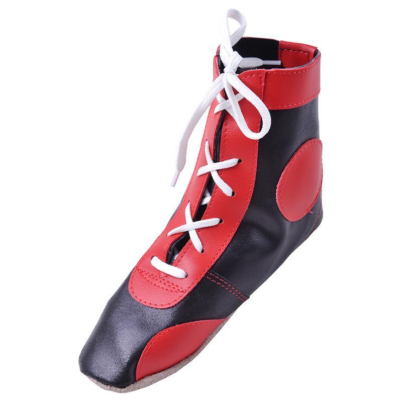 Обувь для самбо УТ (кожа)