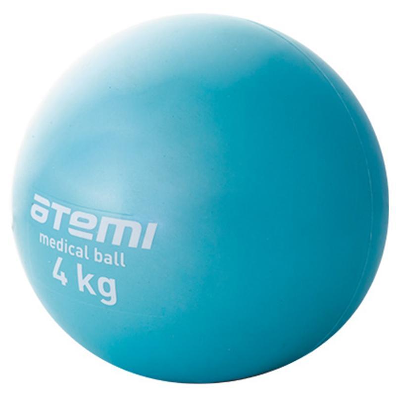 Медицинбол ATEMI ATB-04 4 кг