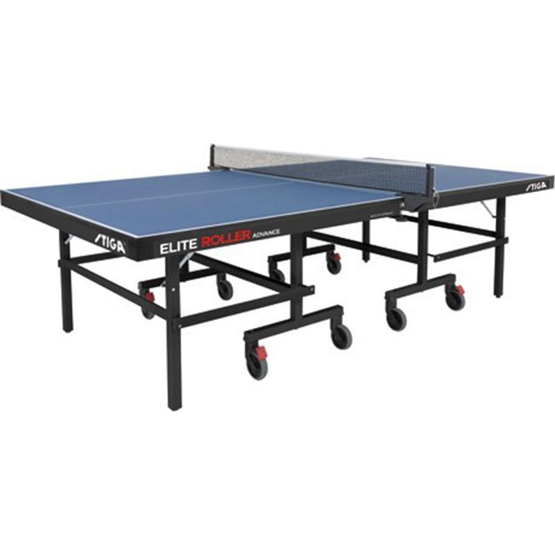 Теннисный стол STIGA Elite Roller Advance