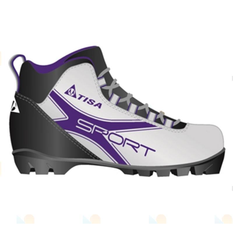 Ботинки лыжные TISA Sport S75615