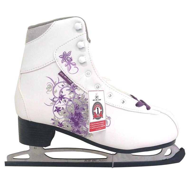 Коньки фигурные ICE BLADE Sochi (синт. кожа)