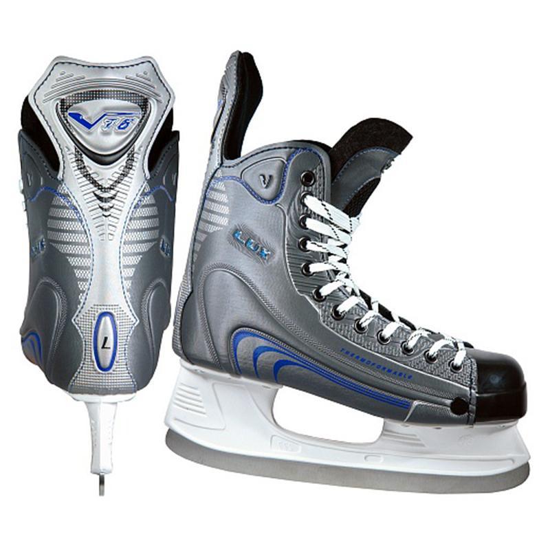 Коньки хоккейные АС V76 LUX-F