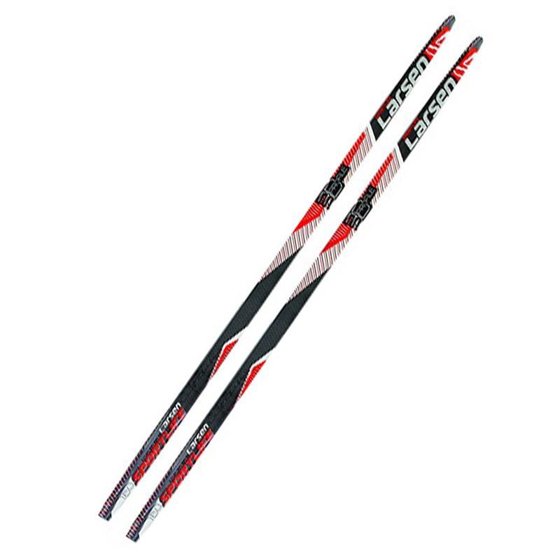 Лыжи полупластиковые LARSEN Sport Life STEP (175-205 см)