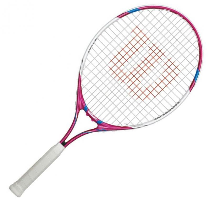 Ракетка для большого тенниса WILSON Juice Pink 25
