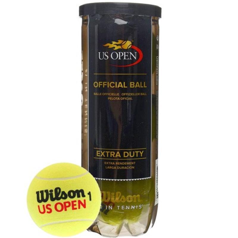 Мячи для большого тенниса WILSON US Open Extra Duty (3 шт.)