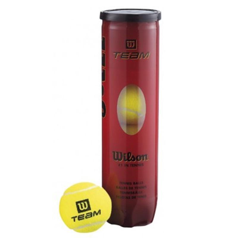 Мячи для большого тенниса WILSON TeamW Practice (4 шт.)
