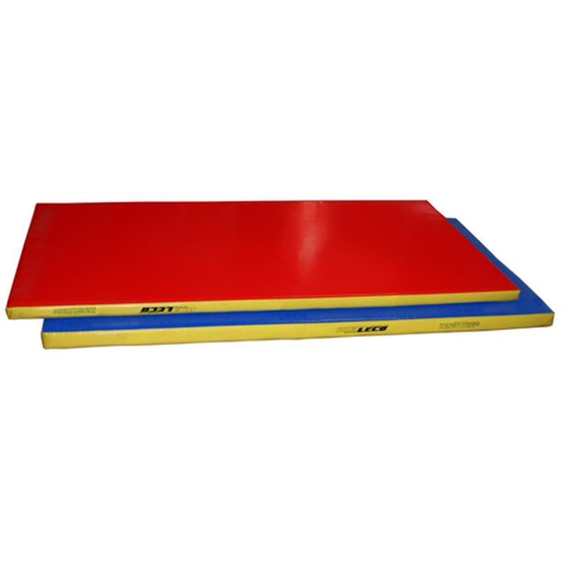 Мат гимнастический 200 х 100 х 10 см (цветной, чехол тент, наполнитель поролон)