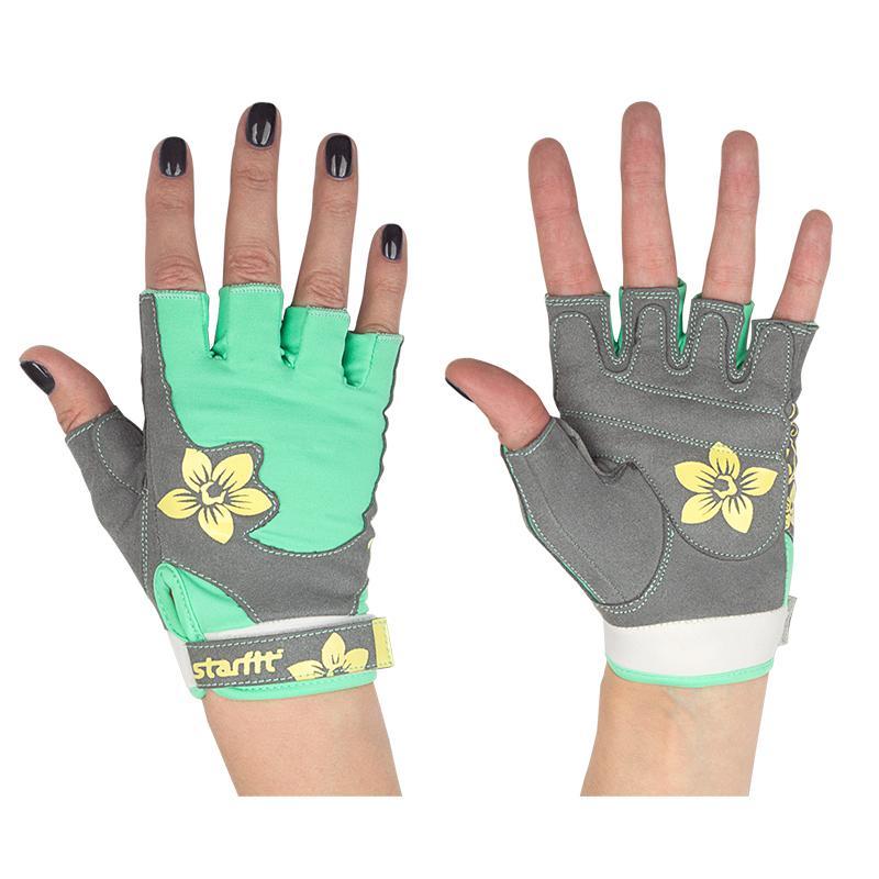 Перчатки для фитнеса STARFIT SU-112