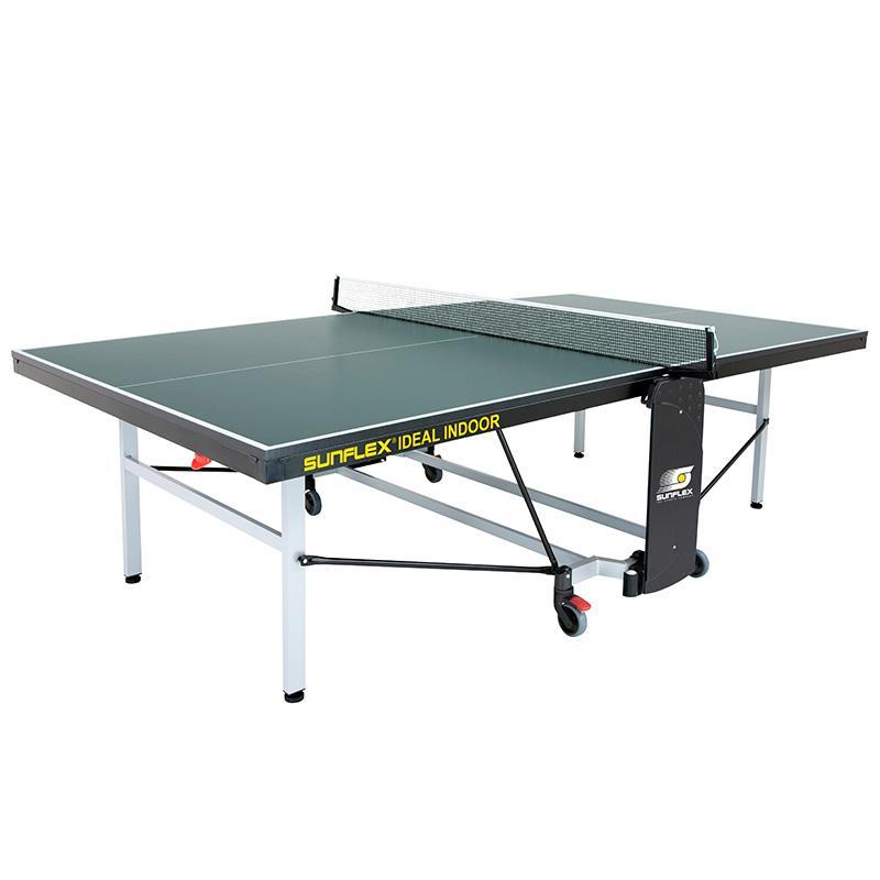 Теннисный стол SUNFLEX IDEAL INDOOR с сеткой