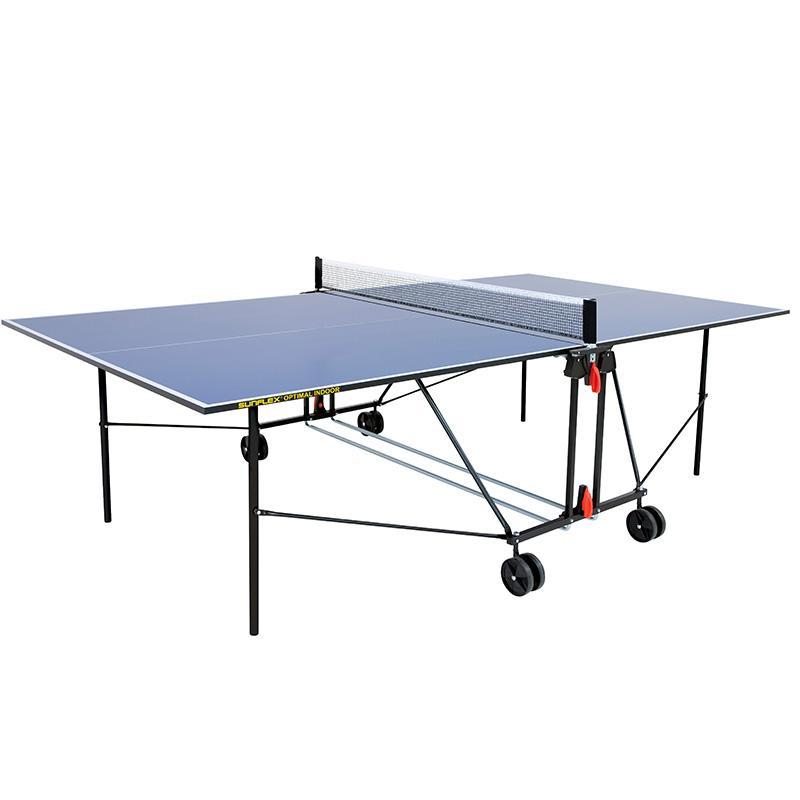 Теннисный стол  SUNFLEX Optimal Indoor с сеткой