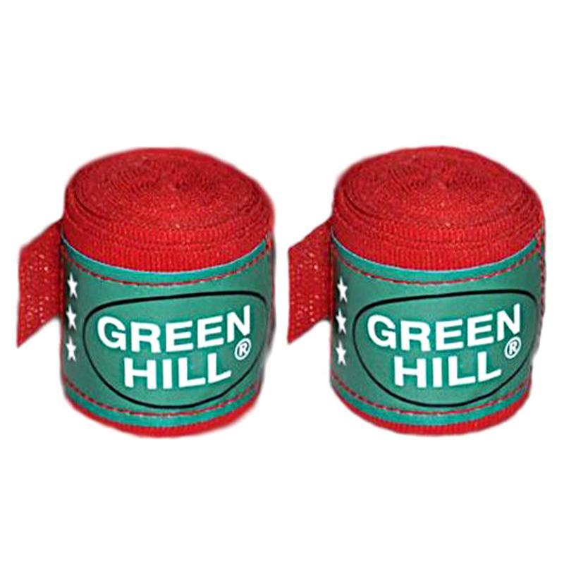 Бинт боксерский GREEN HILL BC-6235c 3,5 м