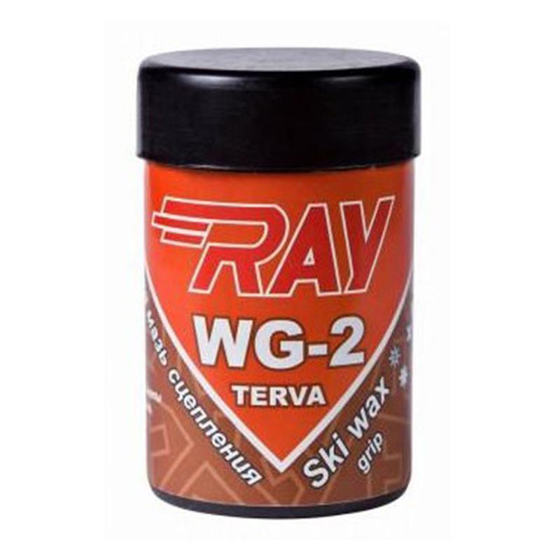 Мазь лыжная RAY простая WG-2 (-1+1)