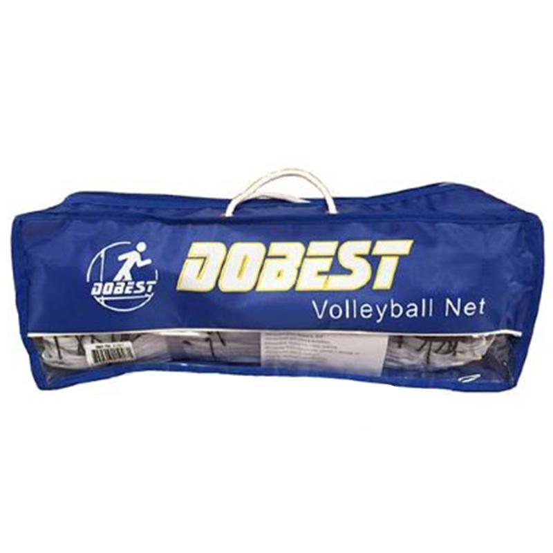 Сетка волейбольная DOBEST с тросом 5-007
