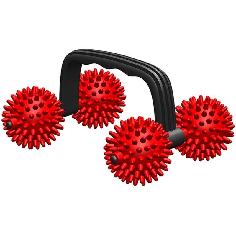 Массажер шариковый LECO 2 х 2 гп136001