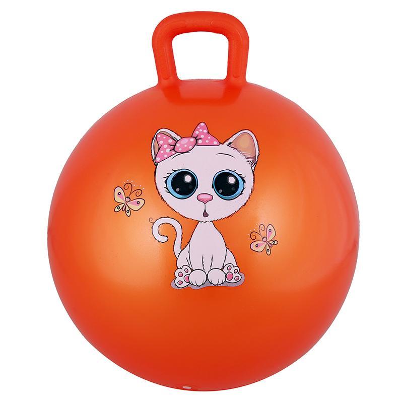 Мяч гимнастический BODY FORM BF-CHB01 диаметр 45 см