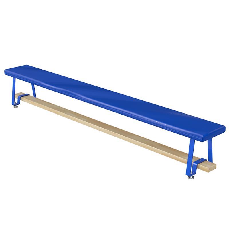 Скамейка гимнастическая мягкая 2 м