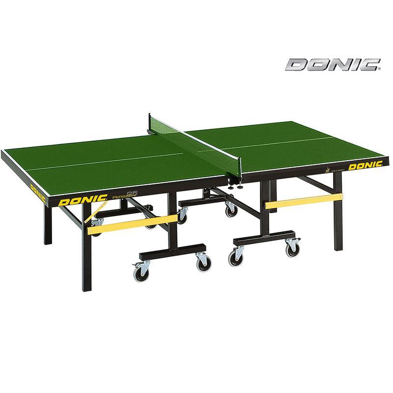 Теннисный стол DONIC Persson 25 профессиональный зеленый 400220-G