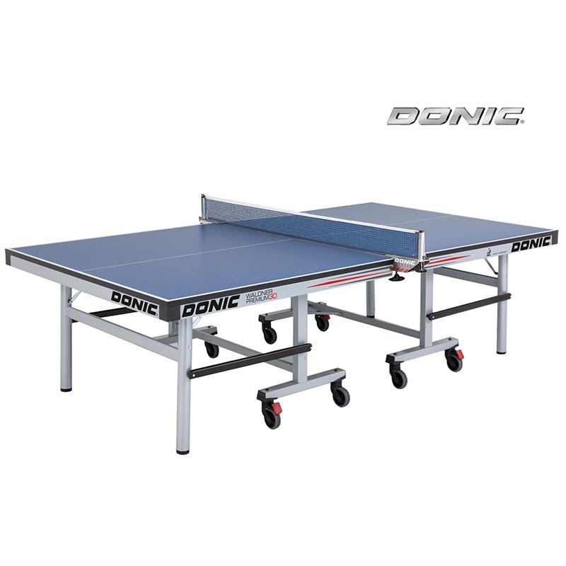 Теннисный стол DONIC Waldner Premium 30 профессиональный синий 400246-B